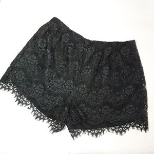 Madewell Broadway & Broome Lace Shorts